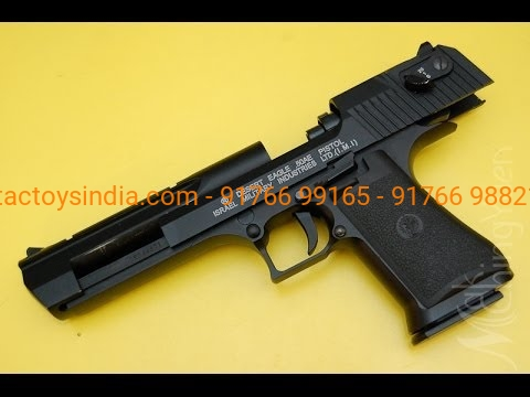 Desert Eagle 50 Ae Full Metal Gbb Silver We With Blowback Airsoft Pistols Gas Pistols Airsoft Online Shop Airsoftzone Com