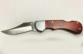 SARGE SK-404 Gambler Lock Back Wooden Folding Knife tactoysindia.com