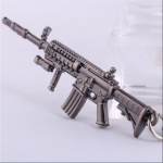 Fashion AK47 Gun Keychain Weapon Key Chain Ring Counter Strike Game Assault Rifle Men Jewelry Accessory Trinket Gift india