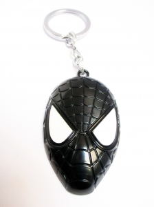 Super Hero Spider-man The Amazing Spiderman Keychain Metal Key Chain Keyring Key
