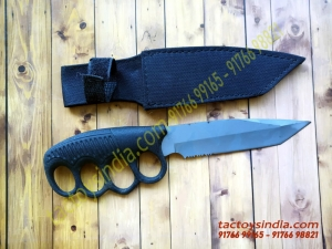 Mtech Serrated Trench knife- S733