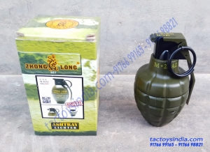 Frag Grenade Repilca Cigarette Lighter With Ash Tray.