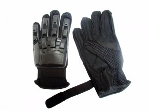 Full Hand Armoured / Padded Riding Gloves