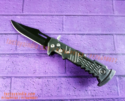 Robo Switch Blade Automatic Folding Knife Button Knives